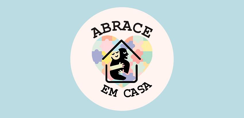 ABRACE EM CASA