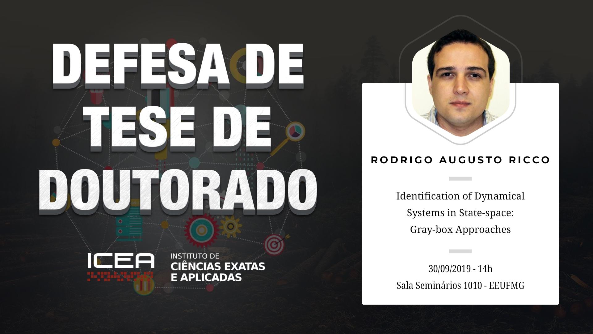 Rodrigo Doutorado