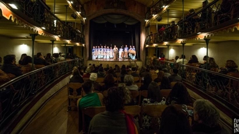 Cerimônia abre Festival de Inverno de Ouro Preto, Mariana e João Monlevade